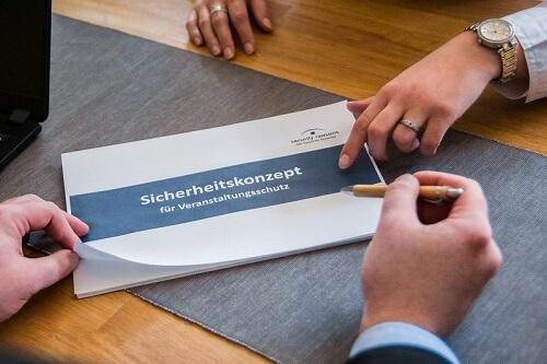 Sicherheitsdienst für Privatkunden und Geschäftskunden in Paderborn